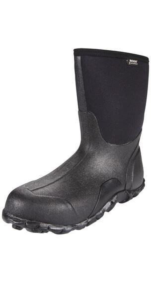 Bogs Classic Mid Rain Boots Men Black